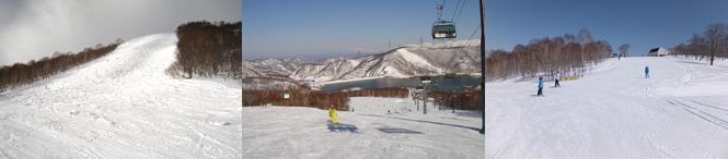 かぐらスキー場田代ステーション写真