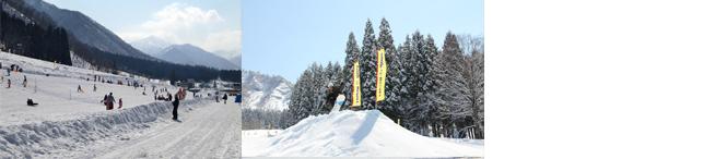 湯沢中里スキー場写真