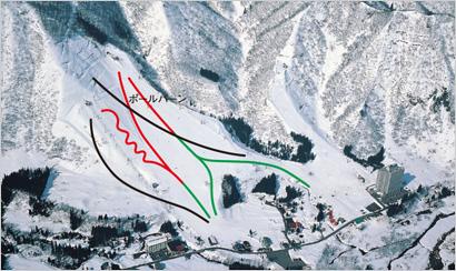 ルーデンス湯沢スキー場エリア