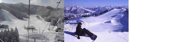 神立高原スキー場写真