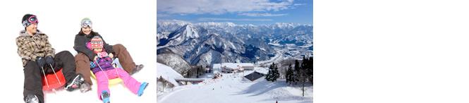 GALA湯沢スキー場写真
