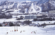 ルーデンス湯沢スキー場
