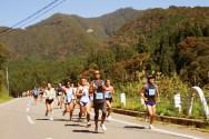2014越後湯沢秋桜(コスモス)ハーフマラソン