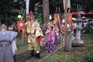 伊米神社祭礼
