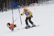2018年 第10回 スラロームDOG スキー&そり大会 in 湯沢